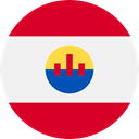 world, flag, flags, French Polynesia WhiteSmoke icon