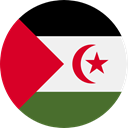 world, Western Sahara, flag, flags, Country, Nation Crimson icon