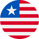 Nation, Country, world, flag, Liberia, flags WhiteSmoke icon