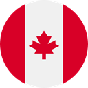 world, flag, canada, flags, Country, Nation Crimson icon