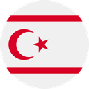 world, flag, flags, Country, Nation, Northen Cyprus WhiteSmoke icon