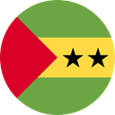 Nation, Sao Tome And Principe, world, flag, flags, Country OliveDrab icon