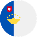 world, flag, flags, Country, Nation, Azores Islands WhiteSmoke icon
