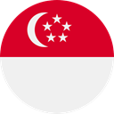 world, flag, singapore, flags, Country, Nation WhiteSmoke icon