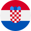 world, flag, Croatia, flags, Country, Nation WhiteSmoke icon