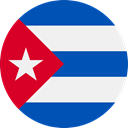 world, flag, Cuba, flags, Country, Nation Teal icon
