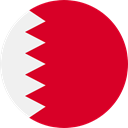 Country, Nation, world, flag, Bahrain, flags Crimson icon
