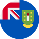 world, flag, flags, Country, Nation, British Virgin Islands Teal icon