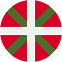 flag, spain, flags, autonomous, Basque Country Icon