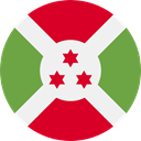 world, flag, Burundi, flags, Country, Nation Crimson icon