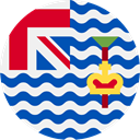 world, flag, flags, Country, Nation, British Indian Ocean Territory WhiteSmoke icon