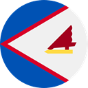 world, flag, flags, Country, Nation, American Samoa WhiteSmoke icon