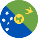 world, flag, flags, Country, Nation, Christmas Island OliveDrab icon