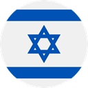 world, flag, Israel, flags, Country, Nation WhiteSmoke icon