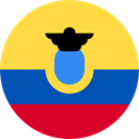 world, flag, Ecuador, flags, Country, Nation SandyBrown icon