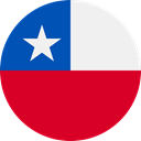 world, Nation, flag, Chile, flags, Country Crimson icon