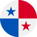 world, flag, Panama, flags, Country, Nation WhiteSmoke icon