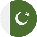 world, Nation, flag, Pakistan, flags, Country DarkOliveGreen icon