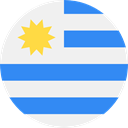 Country, Nation, world, flag, Uruguay, flags Icon