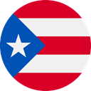 world, flag, flags, Country, Nation, Puerto Rico Crimson icon