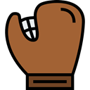 Baseball Glove, Sports And Competition, equipment, baseball, sports, glove, Catcher Icon