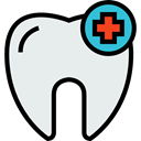 Dentist, medical, Teeth, tooth, Health Care Lavender icon