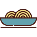 food, noodles, Italian Food, Pasta, Spaguetti, Food And Restaurant Icon
