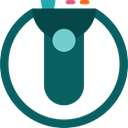 controller, digital, technology, Multimedia, electronic, virtual reality Teal icon