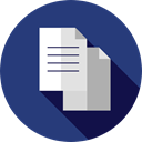 document, File, Archive, interface, files, Files And Folders DarkSlateBlue icon