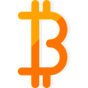 Business, Money, coin, Cash, Currency, Bitcoin, Business And Finance, Commerce And Shopping Black icon