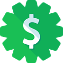 Currency, Bank, exchange, Dollar Symbol, Business And Finance, Commerce And Shopping, Business, Money, commerce SeaGreen icon