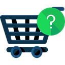 commerce, shopping cart, Supermarket, online store, Shopping Store, Commerce And Shopping DarkSlateGray icon