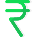 Business, Money, commerce, Currency, Bank, India, exchange, rupee, Business And Finance Black icon