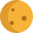 food, cookie, Dessert, Bakery, Biscuit, baker, Food And Restaurant Goldenrod icon
