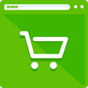 Browser, internet, interface, online shop, computing, Seo And Web OliveDrab icon
