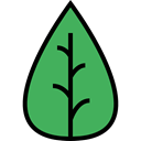 Ecology And Environment, plant, Leaf, nature, garden, Botanical MediumSeaGreen icon