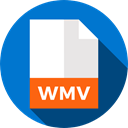 Archive, Extension, Wmv, Files And Folders, document, File, Format DodgerBlue icon