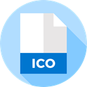 Files And Folders, Format, Archive, Extension, Ico, document, File PaleTurquoise icon