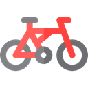 sport, transportation, transport, vehicle, sports, Bike, Bicycle, cycling, exercise Black icon