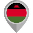 flag, Malawi, placeholder, flags, Country, Nation Icon