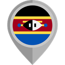 Country, Nation, flag, Swaziland, placeholder, flags Icon