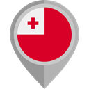 flag, Tonga, placeholder, flags, Country, Nation Crimson icon