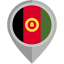 placeholder, flags, Country, Nation, flag, Afghanistan Black icon