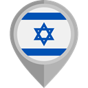 placeholder, flags, Country, Nation, flag, Israel WhiteSmoke icon