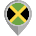placeholder, flags, Country, Nation, flag, Jamaica Black icon