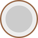 drink, food, Fruit, Coconut, natural, Coconuts, Food And Restaurant LightGray icon