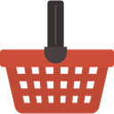 Business And Finance, Basket, commerce, shopping basket, Supermarket, online store, Shopping Store Sienna icon