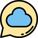 Cloud, Dream, speech bubble, healthy, Sleeping, miscellaneous NavajoWhite icon