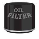 Energy, Filter, Oil, fuel DarkSlateGray icon