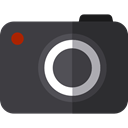 photograph, photo camera, interface, digital, technology, electronics, Camera, picture DarkSlateGray icon